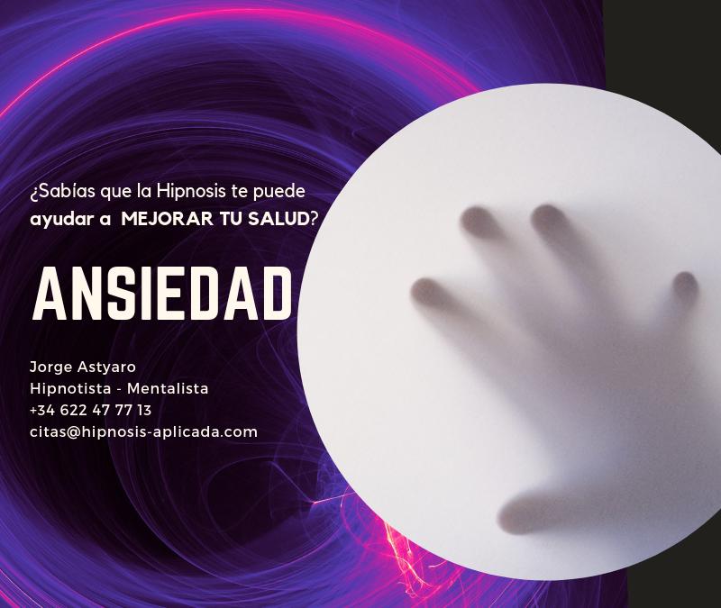 """""""Supera la ansiedad con hipnosis aplicada método Jorge Astyaro"""""""