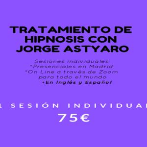 Sesión individual
