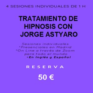 reserva tratamiento
